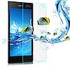 Защитное стекло для Sony Xperia C3 D2502 S55 - 2.5D, 9H, 0.26 мм, фото 2