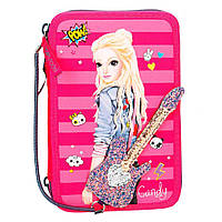 Пенал TOP Model Кенді Поп-Зірка, pink (Пенал с канцелярией Top Model Поп Звезда (040784) , пенал с наполнением