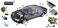 Монтаж ГБО 4-го поколения на 4-цилиндровые автомобили