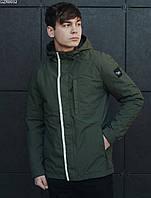 Куртка Staff haki magnet. [Размеры в наличии: XS,S,M,L,XL]