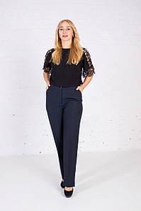 Женские брюки Христина синяя