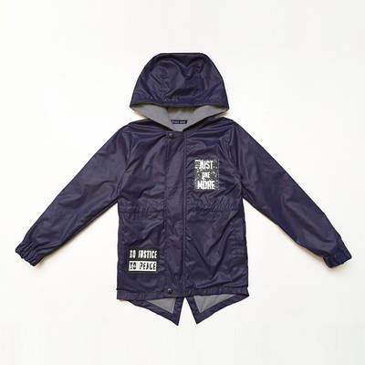 Ветровки, бомберы, куртки для мальчиков и девочек