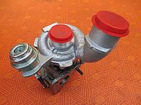 Турбина новая в сборе для Opel Vivaro 1.9 cdti. ТКР, турбокомпрессор на Опель Виваро 1.9 цдти.