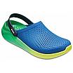 Crocs LiteRide Blue/Green, фото 3