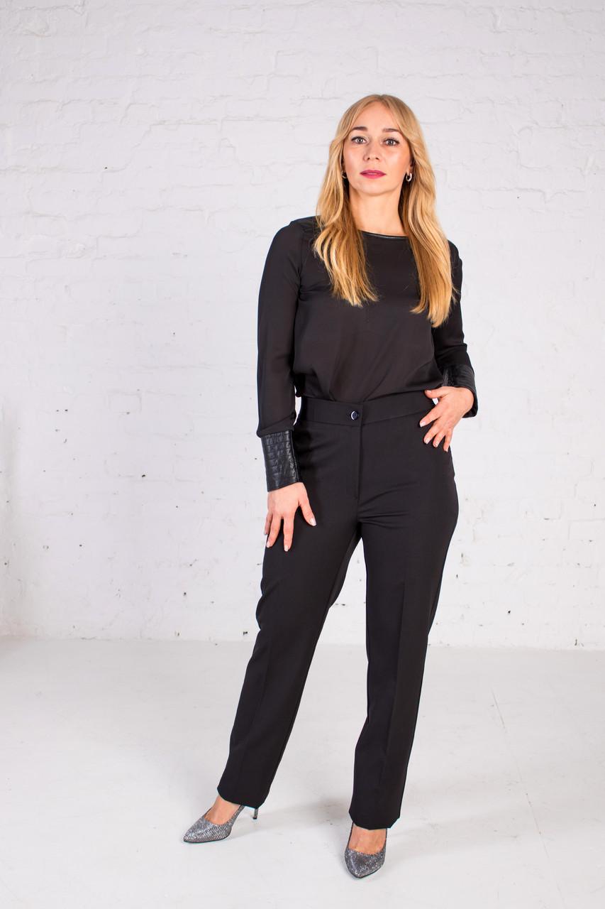 Женские брюки Христина черная
