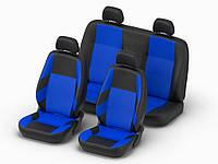 Чехлы ZE-bra для сидений авто Daewoo Lanos(sens)