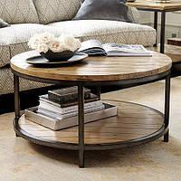 """Журнальный столик """"Раунд"""", кофейный столик, столик для прихожей, маленький столик, круглый столик"""
