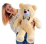 Плюшевий ведмедик Mister Medved Бежевий 85 см, фото 3