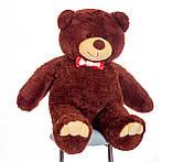 Плюшевий ведмедик Mister Medved Бурий 110 см, фото 5