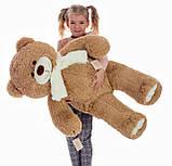 Плюшевий ведмедик Mister Medved Латте 110 см, фото 2