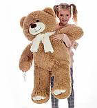Плюшевий ведмедик Mister Medved Латте 110 см, фото 6