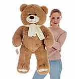 Плюшевий ведмедик Mister Medved Латте 110 см, фото 7