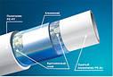 Металлопластиковая труба PE-X/AL/PE-RT d16x2.0мм  WAVIN Tigris Alupex (Нидерланды-Польша), фото 2