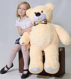 Плюшевий ведмедик Mister Medved Бежевий 110 см, фото 2