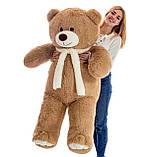 Плюшевий ведмедик Mister Medved Латте 160 см, фото 2
