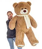 Плюшевий ведмедик Mister Medved Латте 160 см, фото 3