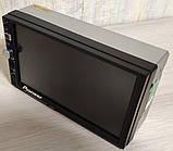 Автомагнітола Pioneer 7026 GPS, 2DIN, BT, SD, USB,AUX,Fm 4x60W, фото 3