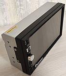Автомагнітола Pioneer 7026 GPS, 2DIN, BT, SD, USB,AUX,Fm 4x60W, фото 4