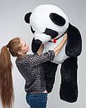Плюшевый мишка Mister Medved Панда 165 см, фото 5