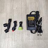 Аккумуляторный садовый опрыскиватель Procraft AS-16 Professional (16л, 12Ач.), фото 6