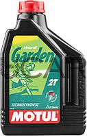 Motul Garden 2T моторное масло для садовой техники, 2 л (308902)