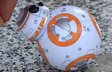 Игрушка робот BB 8, робот-неваляшка, Звездные Войны, Star Wars 8.5 см, фото 2