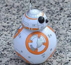 Игрушка робот BB 8, робот-неваляшка, Звездные Войны, Star Wars 8.5 см, фото 3