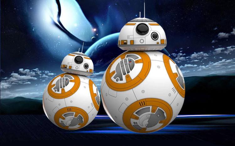 Игрушка робот BB 8, робот-неваляшка, Звездные Войны, Star Wars 8.5 см