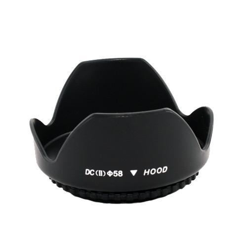 Бленда лепестковая 58мм универсальная Canon Nikon