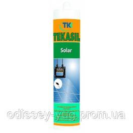 Герметик Tekasil Solar  для склеивания и герметизации солнечных коллекторов и компонентов