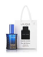 Парфюмированная вода Lalique Encre Noire 50 мл для мужчин и парней