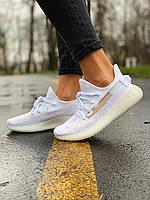 Кроссовки Adidas Yeezy Boost 350 V2, 36-39 (Кроссовки Адидас Изи Буст В2, обувной текстиль))