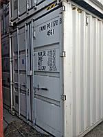 Переоборудование контейнеров