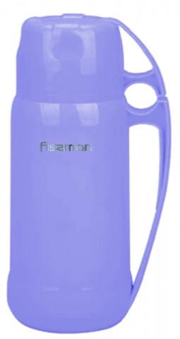 Термос с пластика 600 мл Fissman Фиолетовый (VA-7932.600)