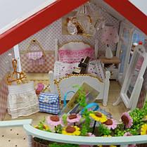 3D Интерьерный конструктор Large DIY Doll House M+ Be enduring as the universe, фото 2