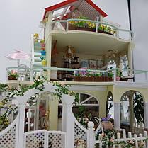 3D Интерьерный конструктор Large DIY Doll House M+ Be enduring as the universe, фото 3