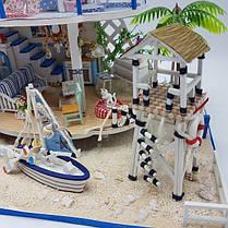 3D Интерьерный конструктор Midsize DIY Doll House Legend Of The Blue Sea, фото 2