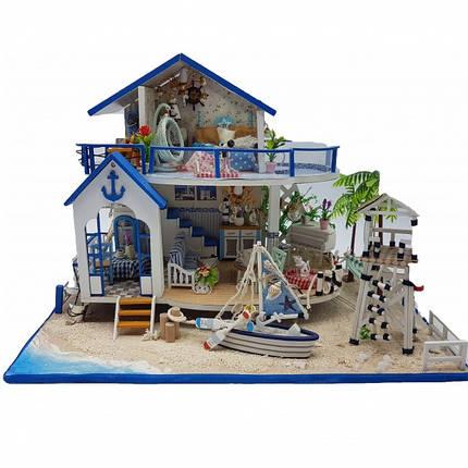 3D Интерьерный конструктор Midsize DIY Doll House M+ Legend Of The Blue Sea, фото 2
