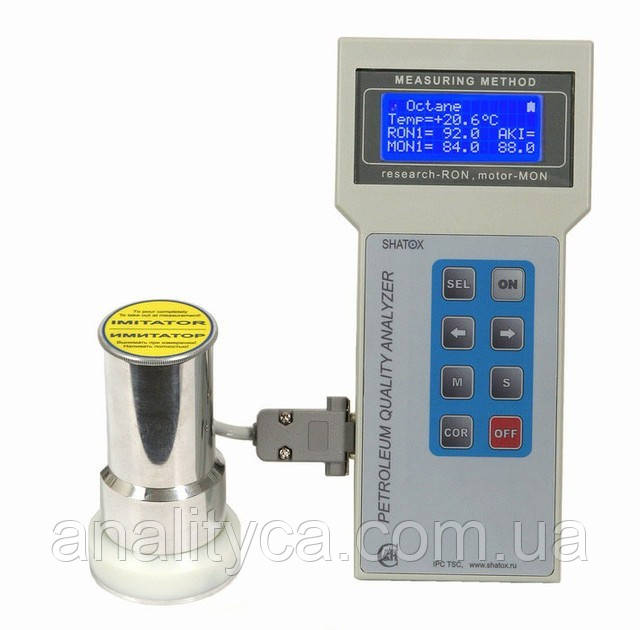 Октанометр SHATOX SX-150 USB