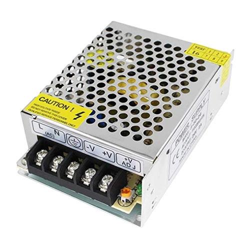 Блок питания перфорированный 24В 2.5А 60Вт для LED-лент CCTV