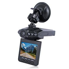 Автомобильный видеорегистратор с цикличной съемкой и датчиком движения R1
