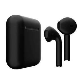 Беспроводные Bluetooth наушники с кейсом V5.0 I9S TWS Black, фото 2