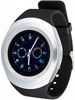Смарт-часы UWatch Y1 серебристый