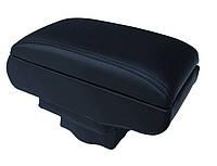 Підлокітник Armrest Chevrolet  Lacetti 2004-2012 р.в. чорний, фото 1