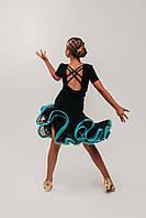 Юбка для бальных танцев «Вуаля» (с регилином)