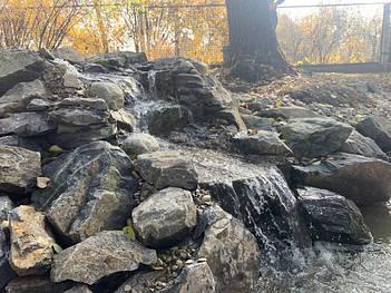 Декоративные водопады, искусственные ручьи, каскады