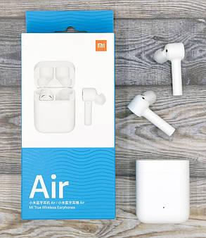Наушники Xiaomi AirDots Pro (Mi Air True Wireless Earphones) White (ZBW4485GL) Оригинал, фото 2