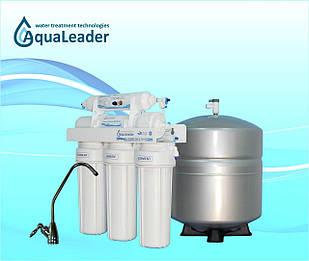 Cистема обратного осмоса AquaLeader RO-5