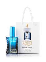 Парфюмированная вода Yves Saint Laurent L'Homme Ultime 50 для мужчин и парней