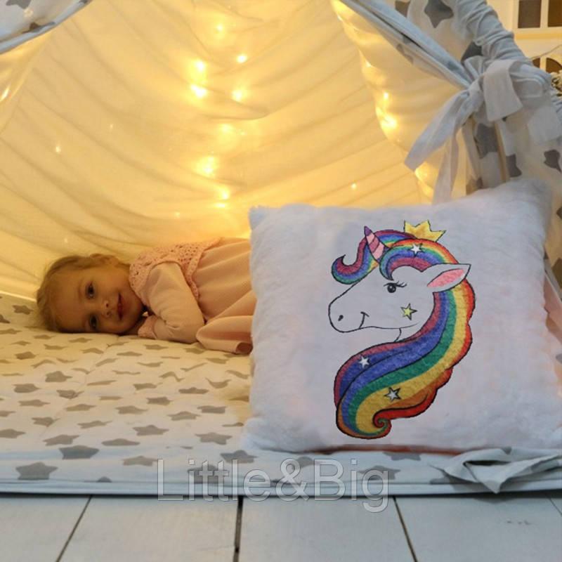 """Подушка-ночник """"Unicorn"""""""